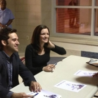 Adam Chanler-Berat & Jennifer Damiano